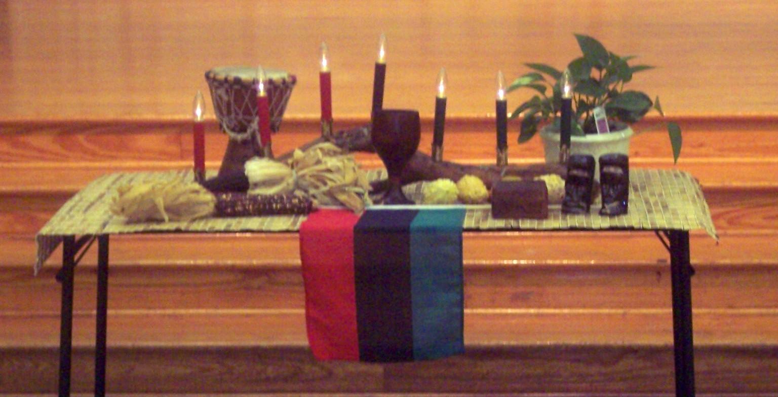 The 21 Day Kwanzaanguzo Saba Meditation Connection Visions
