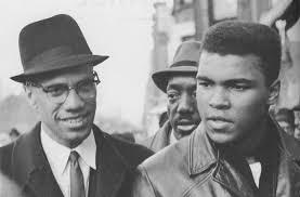 M. Ali & Malcolm X