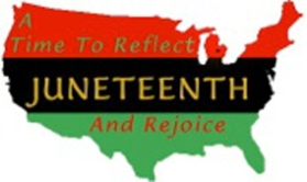 Juneteenth, NOW